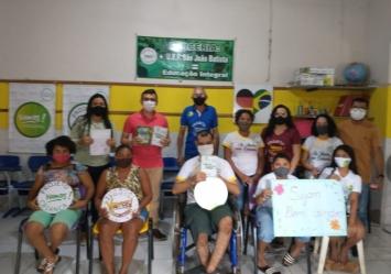 Associação Vamos Recebe a visita do Secretário de Relações Institucionais do Maranhão