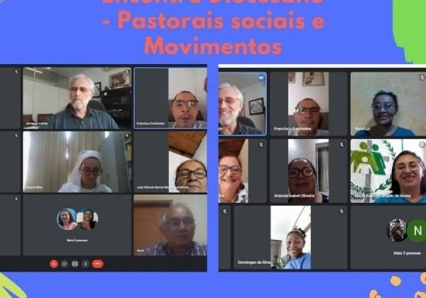 Diocese de Bacabal promove reunião com Coordenadores de Pastorais e Movimentos