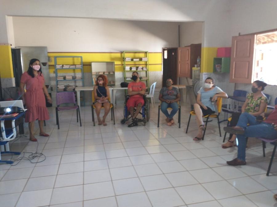 Equipe Vamos! participa de capacitação sobre inteligência Emocional