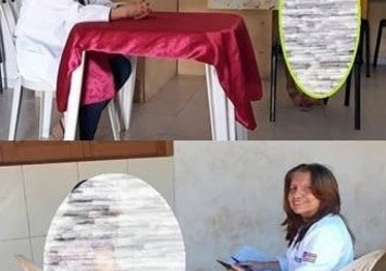 Psicanalista Francisca Cavalho desenvolve trabalho voluntário no projeto Vamos!