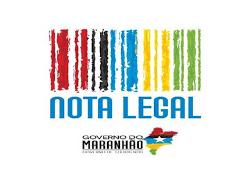 Nota Legal - Governo do Estado do Maranhão