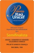 SELO DO PRÊMIO ITAÚ-UNICEF 2011